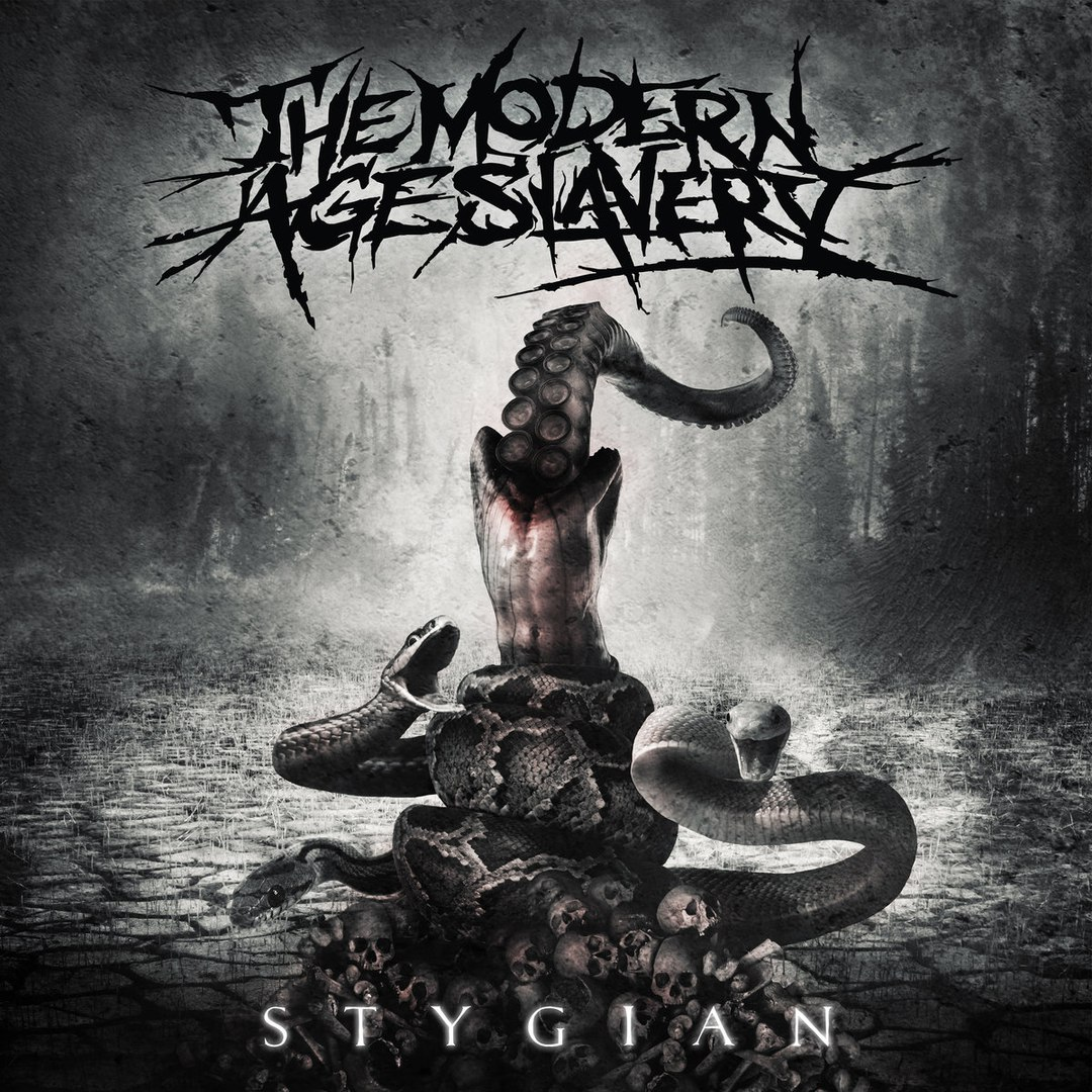 The Modern Age Slavery - Stygian (2017)