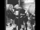 Джезза Уепа - присед 370 кг на 3