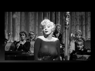 Marilyn Monroe - I wanna be Loved by you (OST Some Like It Hot 1959)