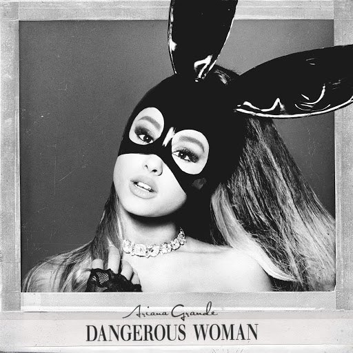 Ariana Grande альбом Dangerous Woman