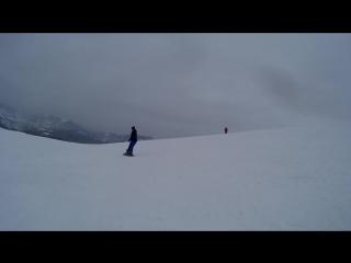 Украина, Карпаты, катаюсь на сноуборде . #Карпаты #Украина #борд #сноуборд #лыжи #UA #зима #2017год #2017 #snoybord #bord