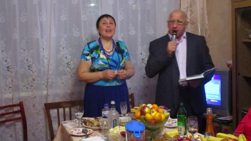 Херкем Эзли Узпарын Галиахмат Шамсутдинов жырлый