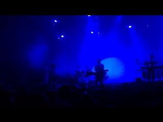 SAMPHA concert | way out west | plastic 100