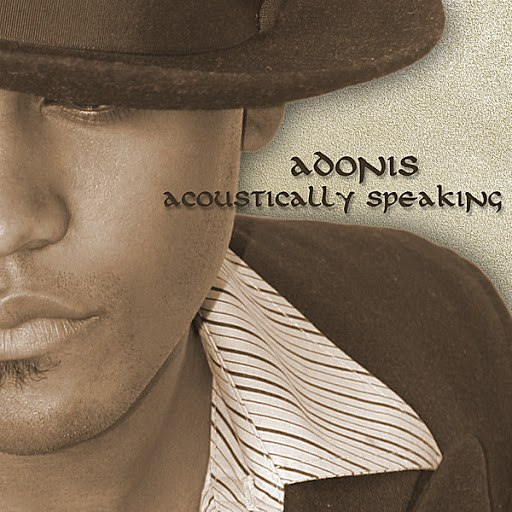 Adonis альбом Acoustically Speaking