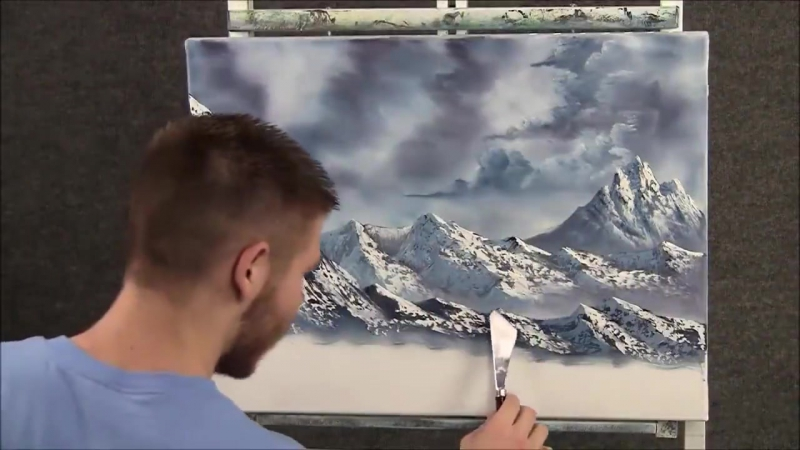 Pentel - Amazing painting by Kevin Hill