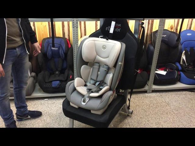 Автокресло Happy Baby JOSS V2 ISOFIX (9-36 кг) www.avtodeti24.ru