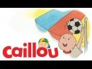 Kids' English | Caillou - Caillou's Big Friend (S01E31) | Cartoon for Kids