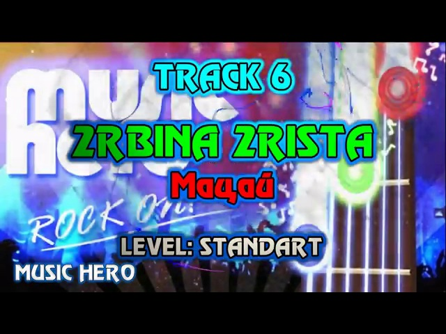 Music Hero Track 6 2RBINA 2RISTA Мацай