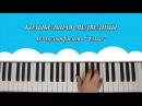 Колыбельная медведицы - Из мультфильма Умка - на пианино