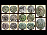 Монеты Римской Империи, Часть 1, Coins of the Roman Empire, Part 1