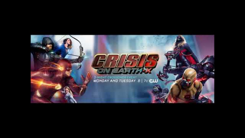 Crisis on Earth X Soundtrack: Introduction to Earth X (SG 3x08)