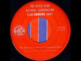 THE UTICA CLUB NATURAL CARBONATION BAND BEER DRINKING SONG