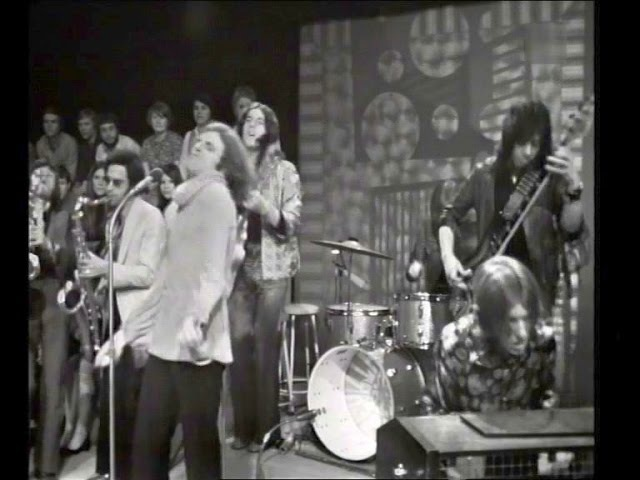 The Greatest Show On Earth - Real Cool World Horizons ( Original Footage German TV Feb 1970 )
