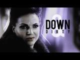 regina mills | down & dirty