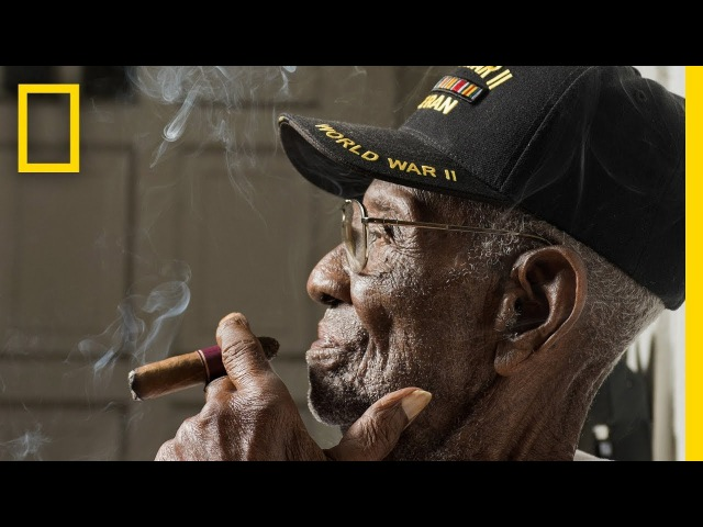 109-летний ветеран и его cекреты жизни заставят вас улыбнуться