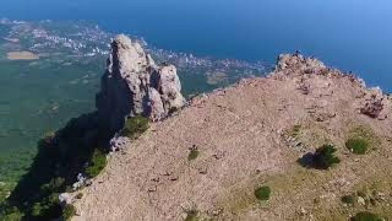 Полёт над Крымом Бахчисарай, ЮБК, Севастополь