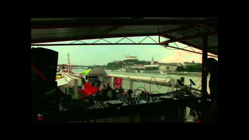 DJ EKG @ Sun Deck - Bratislava 31.08.2014