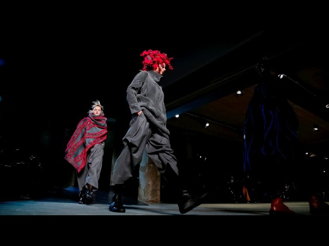 Issey Miyake Fall Winter 2018 2019 Full Fashion Show Exclusive