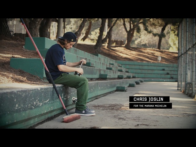 Chris Joslin for the Marana Michelin