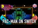 PAC-MAN Championship Edition 2 Plus - Официальный трейлер для Switch