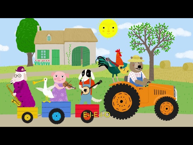 Old MacDonald had a farm - Les chansons de Pinpin et Lili