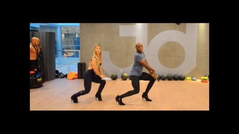VIDEO PHONE BEYONCE CHOREOGRAPHED BY ANDREY FELLIPY STILETTO