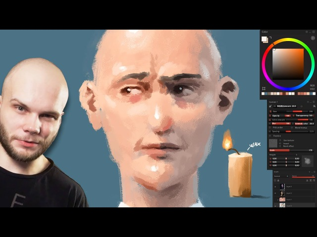 How To Paint Skin Tones - Tutorial