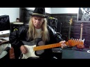 Ritchie Blackmore solos (Cover)
