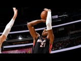 Hassan Whiteside 17 Pts Highlights Heat vs Magic October 7, 2017 2017 NBA Preseason