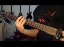 Dismember - Override the Overture (guitar cover)