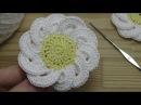 Вязание крючком ЦВЕТКА мастер-класс для начинающих crochet guide