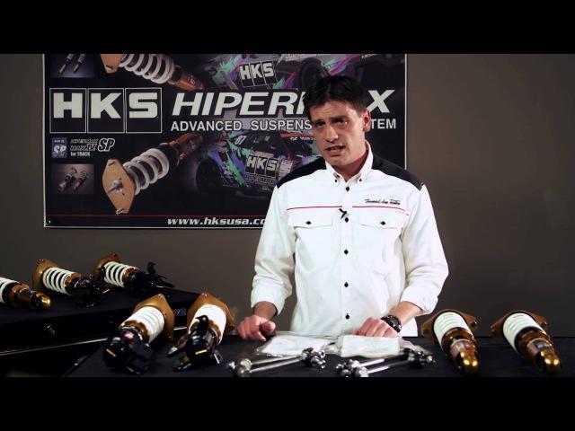 HKS Hipermax IV GT vs. SP Coilovers