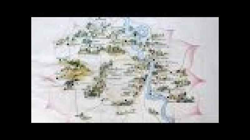 Холмы Варшаны. Е.С.Бхакти Чайтанья Свами. Полная парикрама по Шри Варшана дхаме. (DVD/HD720p)