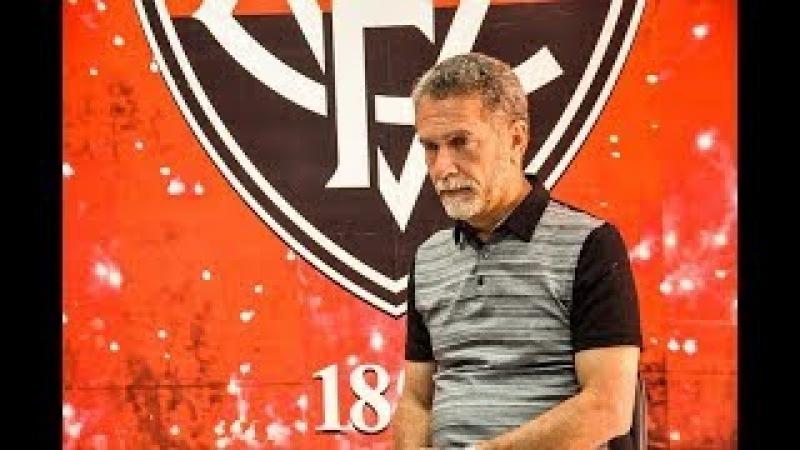 Ricardo David comenta leitura labial realizada por especialista torcedor do Bahia
