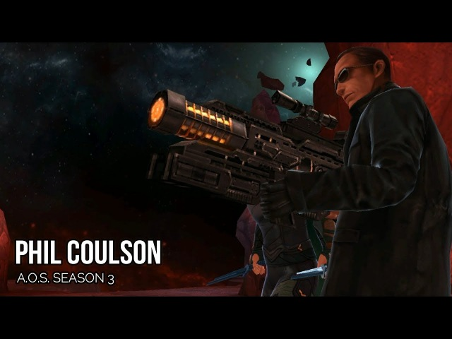 [Marvel Future Fight] Phil Coulson (A.O.S. SEASON 3)