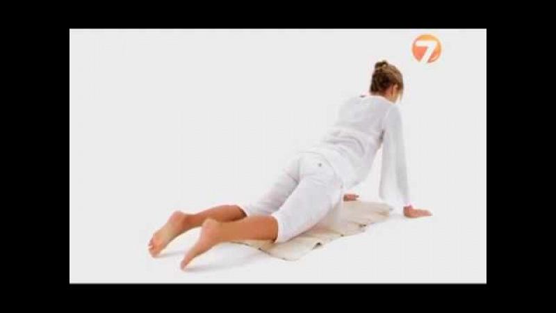Работа с чакрами Майя Файнз Кундалини йога 2 чакра Свадхистана