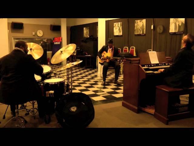 Ed Cherry Trio - Cristo Redentor
