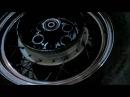 Снятие и установка заднего колеса на мотоцикле Yamaha Dragstar