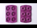 Tupperware - Silicone Baking Form Rings