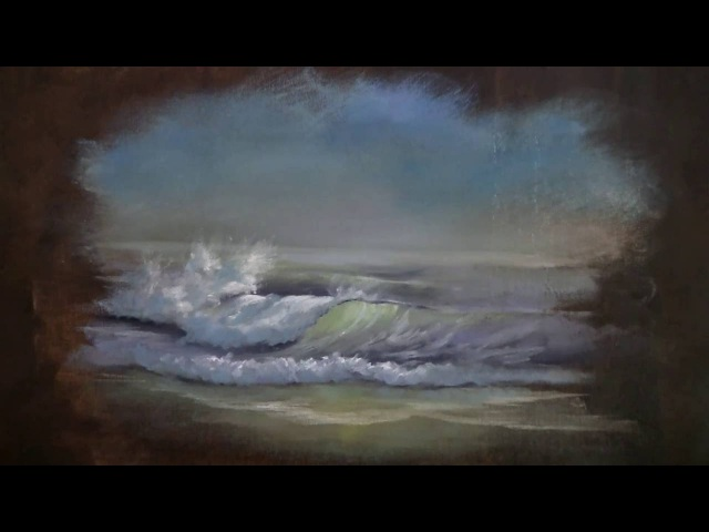Oil Painting Free Lesson | Flat Brush Tips | Paint with Kevin Hill