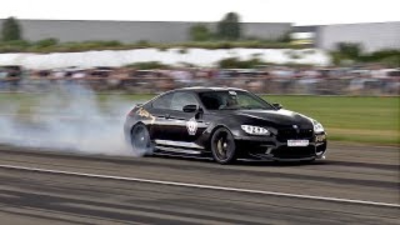 812HP BMW M6 F13 Horse Power Technics Stage 2