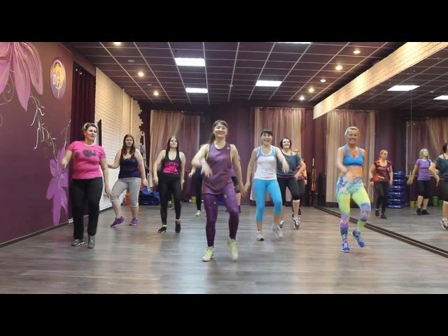 Felipe Peláez - Vivo Pensando En Ti ft. Maluma   ZUMBA Dance   DanceFit _tver