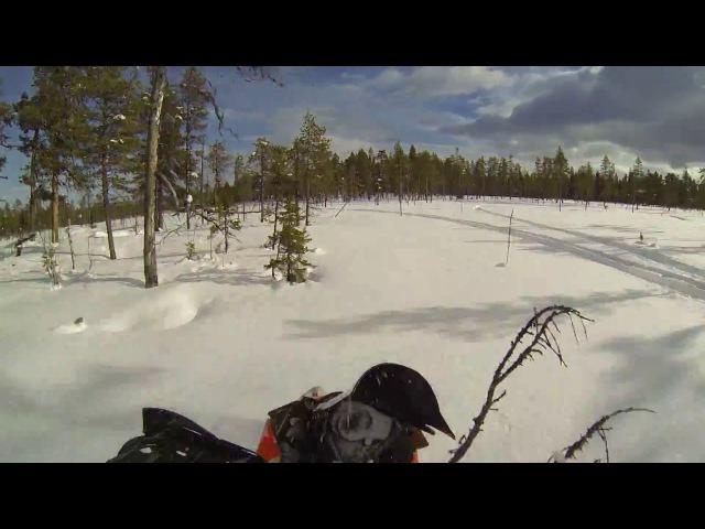 Gsxr 1000 snowbike ludicrous speed