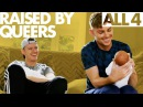 Kieron Richardson Becomes A Parent Raised By Queers