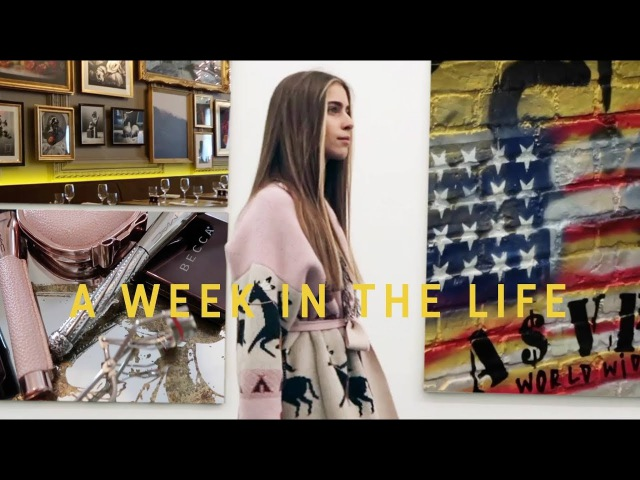 A Week In The Life - Makeup Routine, Grocery Shopping w/ A$AP Basquiat