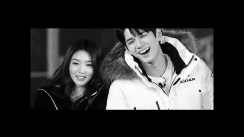 FMV Ong Seongwu Kim Chunga ft Bona I Hate U I love U