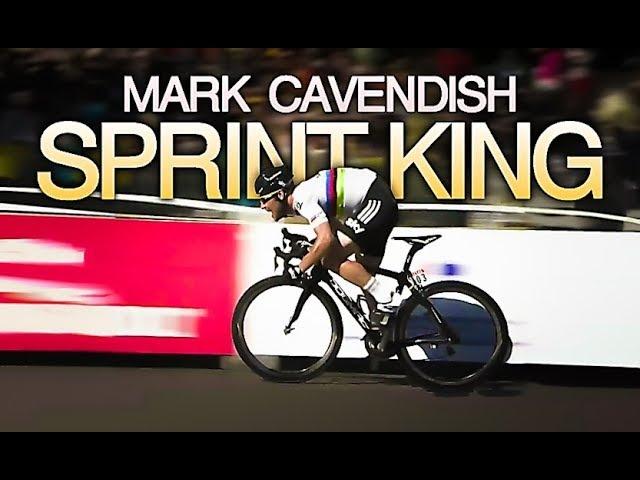 Mark Cavendish - The Sprint King [NEW]