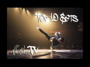 BBOY ISSEI Top 10 Sets