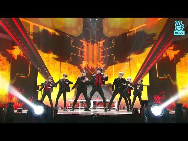 [BTS] Intro Mic Drop DNA @ 27th Seoul Music Awards (1080P)