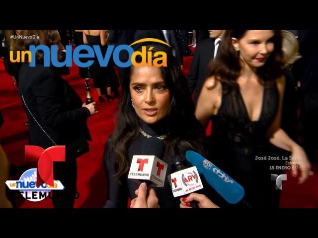 Penélope Cruz y Ricky Martin contra el acoso sexual | Un Nuevo Día | Telemundo